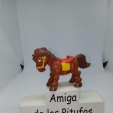 Figuras de Goma y PVC: PITUFOS - REPUESTOS - DESPIECE - ACCESORIOS - PEYO-SCHLEICH. Lote 261855995