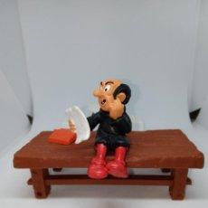 Figuras de Goma y PVC: PITUFO- PIEZAS DEL LABORATORIO- REPUESTOS - DESPIECE - ACCESORIOS - PEYO-SCHLEICH. Lote 261856770