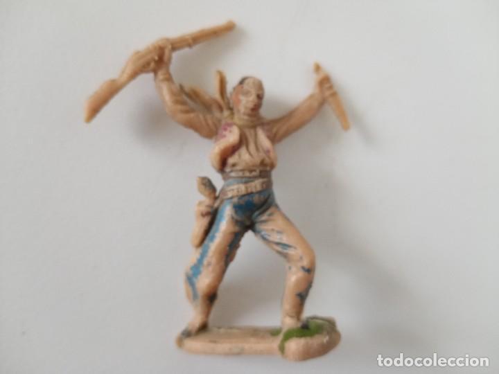 FIGURA JECSAN AÑOS 60 (Juguetes - Figuras de Goma y Pvc - Jecsan)