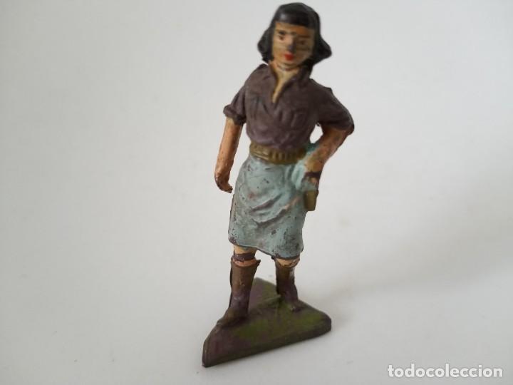 FIGURA EXPLORADORA SAFARI TARZÁN JECSAN (Juguetes - Figuras de Goma y Pvc - Jecsan)