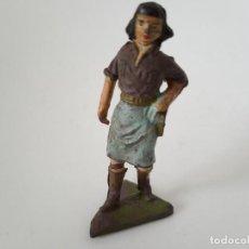 Figuras de Goma y PVC: FIGURA EXPLORADORA SAFARI TARZÁN JECSAN. Lote 261862080