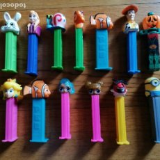 Dispensador Pez: 13 DISPENSADORES PEZ. Lote 262008825