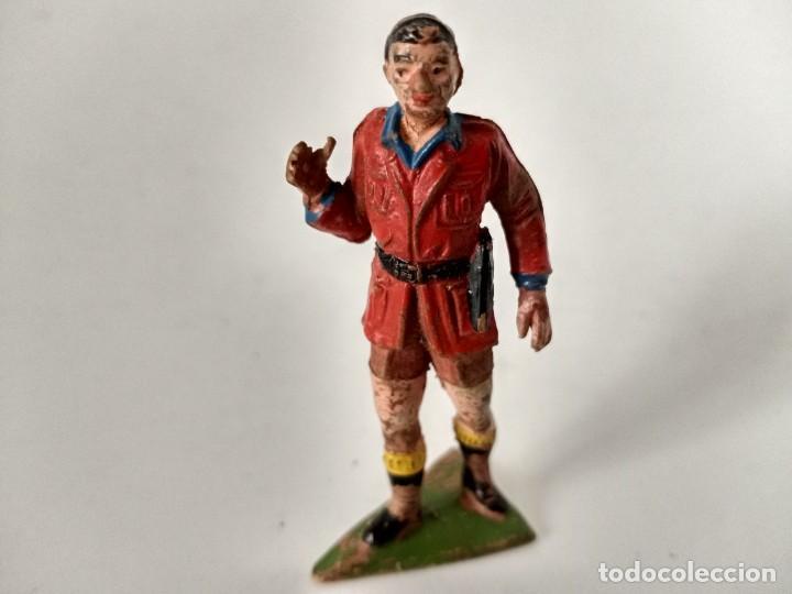 FIGURA EXPLORADOR JECSAN GOMA (Juguetes - Figuras de Goma y Pvc - Jecsan)