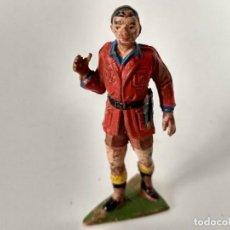 Figuras de Goma y PVC: FIGURA EXPLORADOR JECSAN GOMA. Lote 262139810