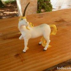 Figuras de Goma y PVC: CABALLO UNICORNIO PAPO. Lote 262153320