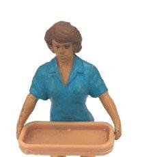 Figuras de Goma y PVC: FIGURA GRANJA BRITAINS. AÑO 1986. Lote 262219260