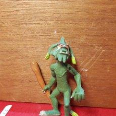 Figuras de Goma y PVC: MONSTRUO VERDE DE GRINCH EN LADRÓN DE NAVIDAD CÓMICS SPAIN RARA PVC. Lote 262220190