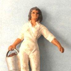 Figuras de Goma y PVC: FIGURA GRANJA BRITAINS.. Lote 262220775