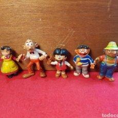 Figuras de Goma y PVC: LOTE 5 FIGURAS CÓMICS SPAIN ALGUNA CON DESPERFECTOS. Lote 262232935