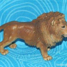 Figuras de Goma y PVC: SCHLEICH 1996 LEÓN MACHO , 13 CM, DESCATALOGADO. Lote 262256165