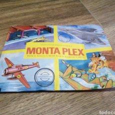 Figuras de Goma y PVC: MONTAPLEX MODELOS A ESCALA NÚMERO 424. Lote 262297815