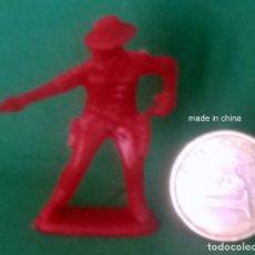 Figuras de Goma y PVC: FIGURAS Y SOLDADITOS DE MENOS DE 5 CTMS- 13616. Lote 262346470