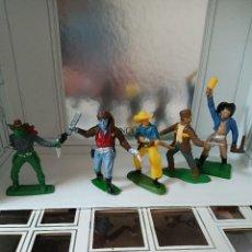 Figuras de Goma y PVC: COW BOYS PECH. Lote 262397650