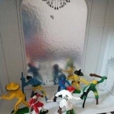 Figuras de Goma y PVC: PIRATAS COMANSI. Lote 262400060