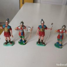 Figuras de Goma y PVC: COMANSI JECSAN BRUBER LAFREDO REAMSA FIGURAS ANTIGUAS LEGIONARIOS ROMANOS PECH OLIVER AÑOS 70. Lote 262404430