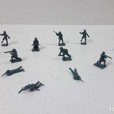 Figuras de Goma y PVC: LOTE DE SOLDADITOS MONTAPLEX . AUSTRALIANOS . AÑOS 70 / 80. Lote 262525795