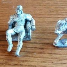 Figuras de Goma y PVC: FIGURAS DE METAL. Lote 262573995