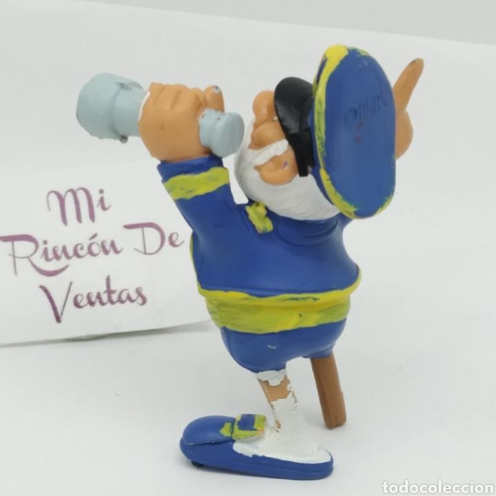 Figuras de Goma y PVC: Figura de goma de Los Els Bobobobs, Capitán Capità Bob marcada BRB de Startoys año 1988 - Foto 3 - 262646800