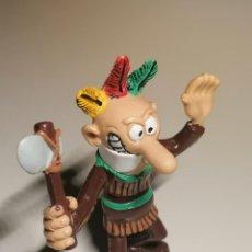 Figurines en Caoutchouc et PVC: COMICS SPAIN COLECCION MORTADELO DISFRACES INDIO. Lote 262653225