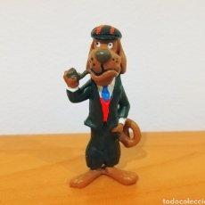 Figuras de Goma y PVC: INSPECTOR DE WILLY FOG (MAIA BORGES). Lote 262653585