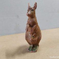 Figuras de Goma y PVC: FIGURA DE PLÁSTICO CANGURO PECH. Lote 262773200
