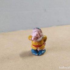 Figuras de Goma y PVC: FIGURA DE GOMA ENANITO PECH. Lote 262775330