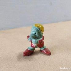 Figuras de Goma y PVC: FIGURA DE GOMA ENANITO PECH. Lote 262775490
