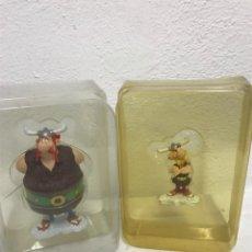 Figuras de Goma y PVC: JUGUETES ASTERIX Y OBELIX. Lote 262783020