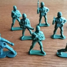Figuras de Goma y PVC: LOTE DE SOLDADOS (COMANSI, JECSAN, REIGON, SOTORRES, LAFREDO ETC.). Lote 262795585
