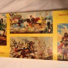 Figuras de Goma y PVC: COMANSI, CRUZADOS, JUGUETES HISTORICOS TORNEO, TIPO ELASTOLIN.. Lote 262807170