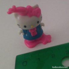 Figuras Kinder: KINDER MINI FIGURA MUÑECO HELLO HELO KITTY KITY GATITA. Lote 262859845