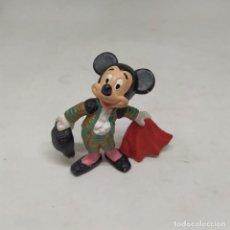 Figuras de Goma y PVC: MUÑECO PVC MICKEY MOUSE TORERO. Lote 262877715