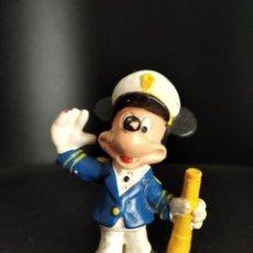 Figuras de Goma y PVC: MICKEY MOUSE CAPITAN - FIGURA PVC - DISNEY BULLY MIKI. Lote 262883265