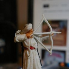 Figuras de Borracha e PVC: MORO SARRACENO BEN YUSUF CID CAMPEADOR FIGURA PECH. Lote 262931420