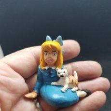 Figuras de Goma y PVC: FIGURA PVC COMICS SPAIN CLARA DE HEIDI. Lote 262951625