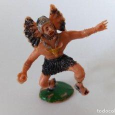 Figuras de Goma y PVC: FIGURA VIKINGO ESTEREOPLAST AÑOS 60. Lote 262971635