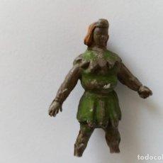 Figuras de Goma y PVC: FIGURA CRISPIN JIN ESTEREOPLAST GOMA. Lote 262971695
