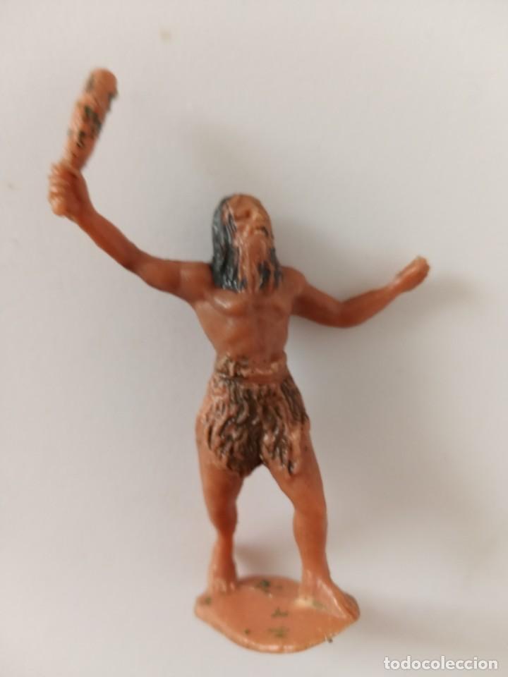 FIGURA HOMBRE PREHISTÓRICO JECSAN (Juguetes - Figuras de Goma y Pvc - Jecsan)
