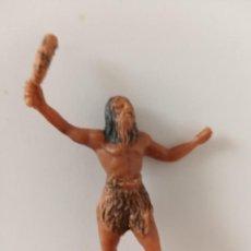 Figuras de Goma y PVC: FIGURA HOMBRE PREHISTÓRICO JECSAN. Lote 262972120