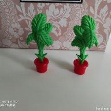 Figuras de Goma y PVC: FIGURAS ÁRBOLES PINYPON PIN Y PON. Lote 262974125