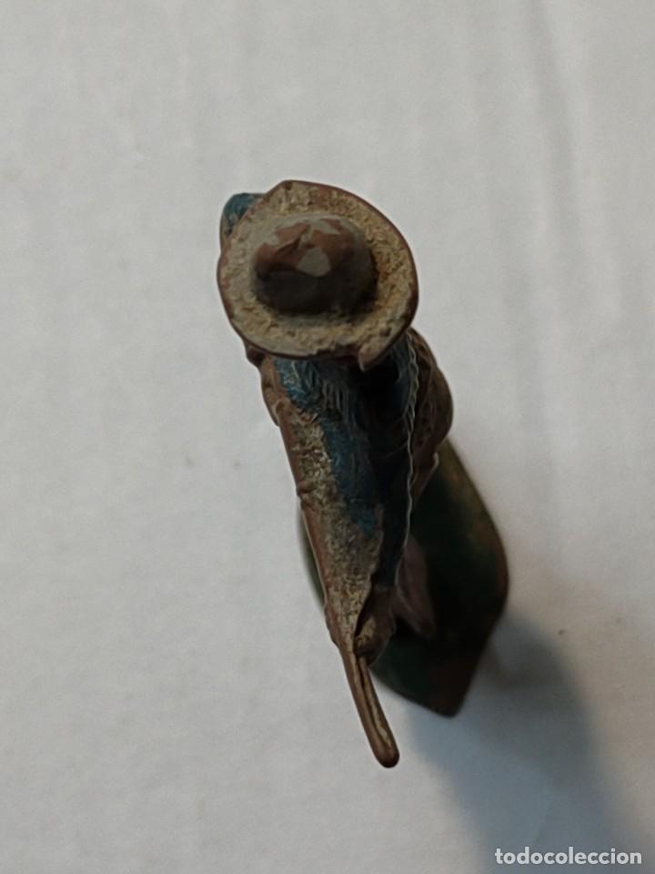 Figuras de Goma y PVC: Figura Lafredo en Goma serie pequeña Vaquero con rifle - Foto 3 - 262974220