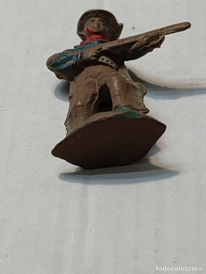 Figuras de Goma y PVC: Figura Lafredo en Goma serie pequeña Vaquero con rifle - Foto 4 - 262974220