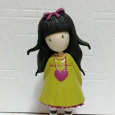 Figuras de Goma y PVC: FIGURA PVC GORJUSS MUÑECA SANTORO LONDON. Lote 262977990