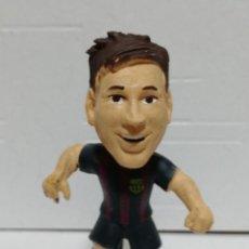 Figuras de Goma y PVC: FIGURA PVC FC BARCELONA MESSI. Lote 262978110
