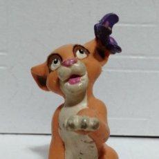 Figuras de Goma y PVC: FIGURA PVC EL REY LEÓN BULLY. Lote 262978125