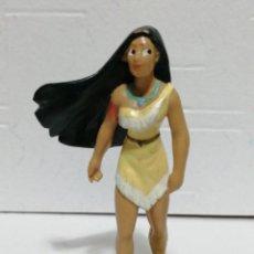 Figuras de Goma y PVC: FIGURA PVC POCAHONTAS BULKYLAND. Lote 262978175