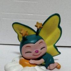 Figuras de Goma y PVC: FIGURA PVC MAGIKI MARIPOSA DEL ARCOÍRIS. Lote 262978205