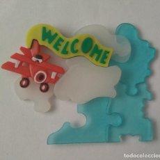 Figuras Kinder: PUZZLE RATONES ACORDEON PUZLE 3D KINDER K99 99 WELCOME. Lote 262999695