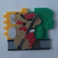 Figuras Kinder: PUZZLE RATONES ACORDEON PUZLE 3D KINDER K99 99 WELCOME. Lote 262999710