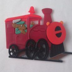 Figuras Kinder: PUZZLE RATONES ACORDEON PUZLE 3D KINDER K99 99 TREN. Lote 262999760